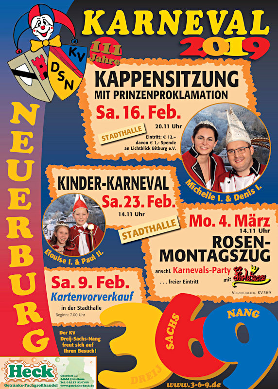 2019 anz kappensitzung
